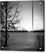 Winters Glow #2 Acrylic Print