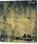 Winters Silence Acrylic Print