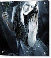 Winter's Sorrow Acrylic Print