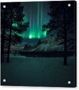 Winterspell Acrylic Print