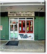 Wintzells Front Door In Mobile Alabama Acrylic Print