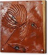Wise Eyes - Tile Acrylic Print