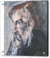 Wise Man Acrylic Print