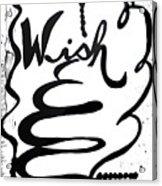 Wish Acrylic Print