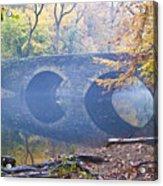 Wissahickon Creek At Bells Mill Rd. Acrylic Print