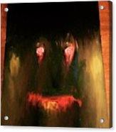 Witch Acrylic Print