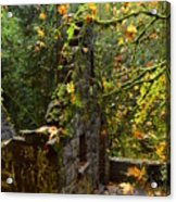Witches Castle Acrylic Print