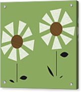 Witco Flowers  Acrylic Print