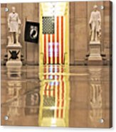 Within Capitol Walls  Acrylic Print