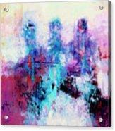 Witnesses Acrylic Print
