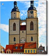 Wittenberg Sky Acrylic Print