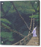 Wizards Walk Acrylic Print