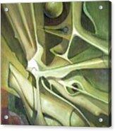 Wl1989dc004 New Dimension Of The Light 26 X 37.6 Acrylic Print