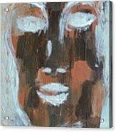 Woddwoman Acrylic Print