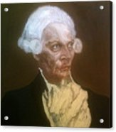 Wojciech Pszoniak As Robespierre Acrylic Print