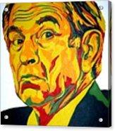 Wolfowitz Acrylic Print
