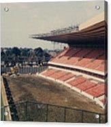 Wolverhampton - Molineux - Molineux Street John Ireland Stand 3 - 1979 Acrylic Print