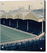 Wolverhampton - Molineux - Molineux Street Stand 2 - Leitch - 1970s Acrylic Print