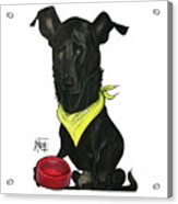 Womack 3291 Charlie Acrylic Print