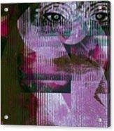 Woman - Art And Theory Acrylic Print