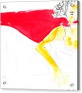 Woman 1 Acrylic Print
