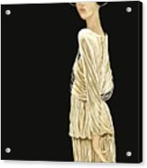 Woman 36 Acrylic Print