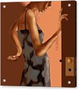 Woman 37 Acrylic Print