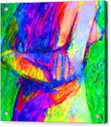 Woman Of Earth Acrylic Print