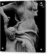 Woman Statue Acrylic Print