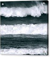 Woman Surfer Acrylic Print