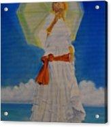 Belle Creole I Acrylic Print