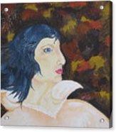 Women - Fragment Acrylic Print