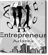 Women Entrepreneurs Acrylic Print