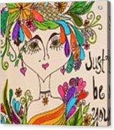Women Of Faith 3 Acrylic Print
