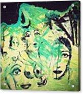 Women Acrylic Print