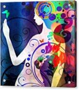 Wonder Acrylic Print