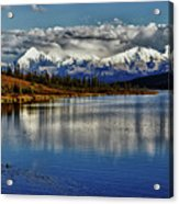 Wonder Lake IIi Acrylic Print