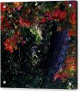 Wonder Tree Detail 2 Acrylic Print