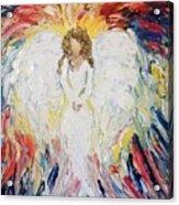 Wonderful Angel Acrylic Print