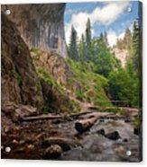 Wonderful Bridges Acrylic Print