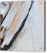 Wood Grain Acrylic Print