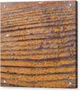 Wood No 2 Acrylic Print