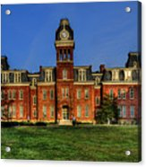 Woodburn Hall In Morning Acrylic Print