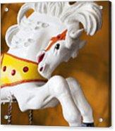 Wooden Horse 1 Acrylic Print