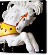 Wooden Horse 2 Acrylic Print