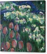 Woodland Field Acrylic Print