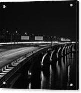 Woodrow Wilson Bridge Acrylic Print