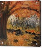 Woods Acrylic Print