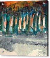 Woodside Acrylic Print