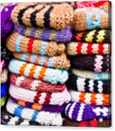 Wool Socks Acrylic Print